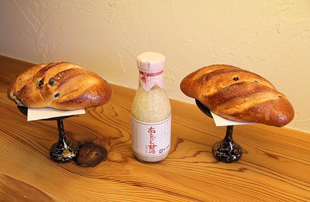 日本酒とパンのススメ。その8!