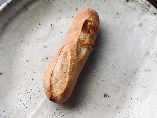 ☆へしことチーズのソフトフランス☆