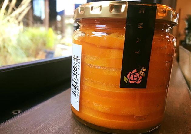 「オレンジスライスジャム」再入荷!